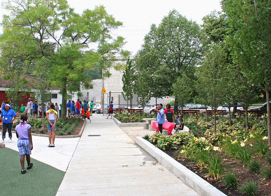 Philadelphia Area Playgrounds, Parks and Recreation Areas