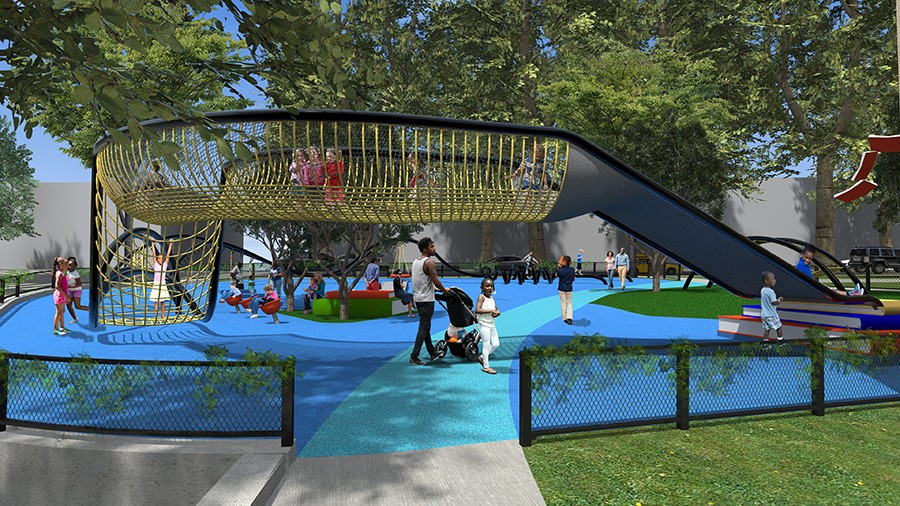 Play Structure|Story Structure: Play Space Design Competition