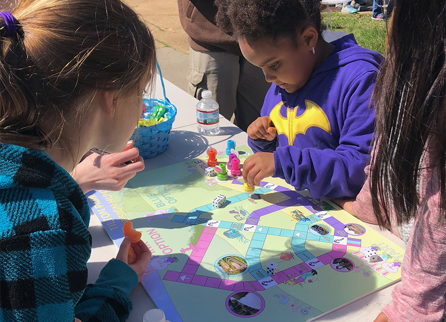 West Side Grows Together: Easter Event Public Meeting
